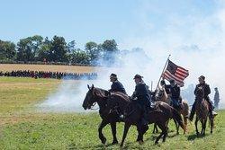 Annual Gettysburg Reenactment