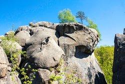 Dovbush Rocks