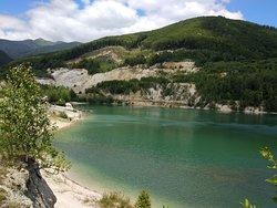 Sutovske jazero - Sutovo Lake
