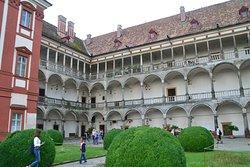 Zamek Opocno