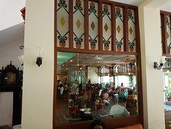 Hotel main restaurant
