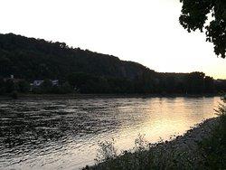 il fiume Reno
