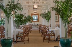 The Gasparilla Inn Main Dining Room