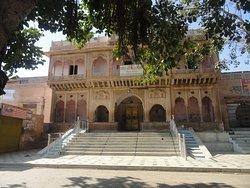Bankebihari Temple