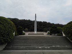 Monument Dedicated to Medical Assistance Units  in the Korean War