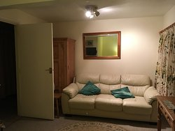 Other end of the living area