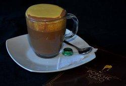 Chocolate Suizo .... mmm que Rico