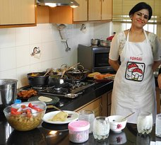 Indo Cooking Classes in Jaipur