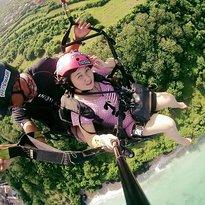 Bali Paragliding Tandem Tours