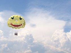 Parachute Ascensionnel Juan les Pins