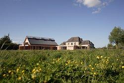 Maison du parc naturel regional des Marais du Cotentin et du Bessin