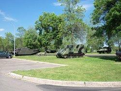 New Brunswick Military History Museum