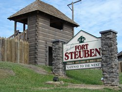 The Fort Steuben Visitor Center and Museum Shop