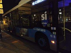 ônibus noturno
