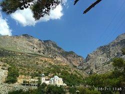 Rouvas Gorge (Agiou Nikolaou)