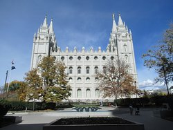 Temple Square South Visitors' Center