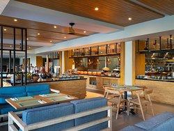Buffet Breakfast at Andong Teras Restaurant