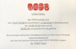 YOSO - Aromenküche Sarah Henke