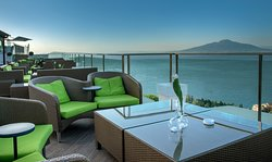 rooftop terrace | terrazza panoramica