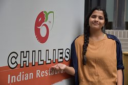 Chillies Indian Restaurant-Hsinchu