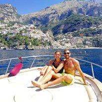 Amalfi on Boat Charter