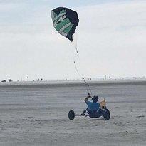 Kite Buggy Fahrschule