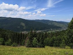 Makovytsia Mountain