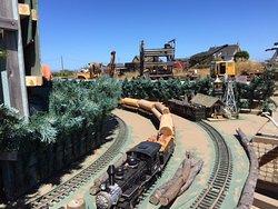 Mendocino Coast Model Railroad & Historical Society