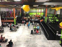 Xtreme Air Trampoline Park & Ninja Course