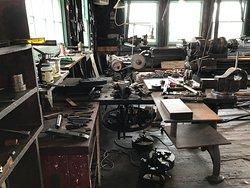 Bishop's Machine Shop Museum