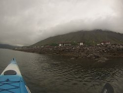 Calm Water Kayaking - Isafjordur in the West Fjords