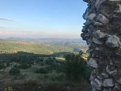 Novo Brdo Castle