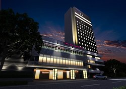 ANA Crowne Plaza Kumamoto New Sky