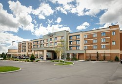 Courtyard by Marriott Kingston Highway 401 / Division Street