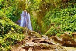 Kuning Waterfall