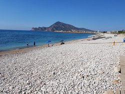 Playa de Altea