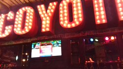 Coyote Ugly Bar