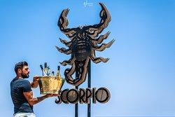 King Scorpio Beach Bar Restaurant