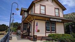 Santa Susana Depot Museum and Model Railroad