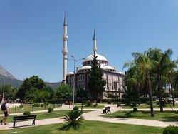 Merkez Eyup Sultan Camii