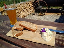 Wonderful bread and beer