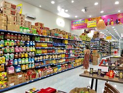 Mega King Mart & Alluvia Phu Quoc Chocolate Factory