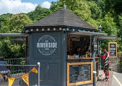 ‪The Riverside Kiosk‬