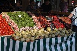 St John De Monts Open Market