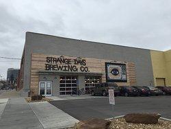 Strange Days Brewing Co
