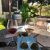 Pierce Ranch Vineyards Tasting Room