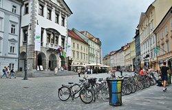 Ljubljana Walking Tour and Funicular Ride