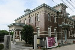 Former Koga Bank (Saga City History and Folklore Museum)
