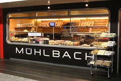 Mühlbach im Bahnhof Chur