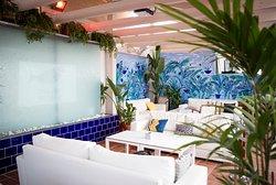 Blue Fish Sala Mediterranea